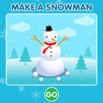 Make a Snowman.