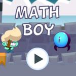Math Boy.