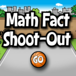 Math Facts Shoot Out.