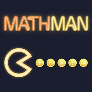Math Man.