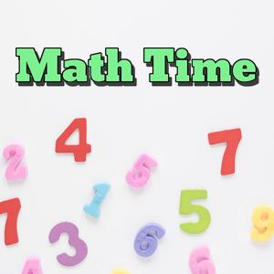 Math Time.