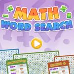 Math Word Search.