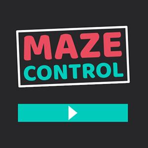 Maze Control.