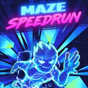 Maze Speedrun.