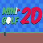 Mini Golf 2D.