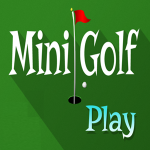 Minigolf Game.