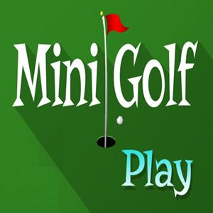 Minigolf Game.