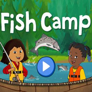 Molly of Denali Fish Camp.