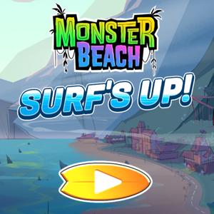 Monster Beach Surfs Up.