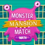 Monster Mansion Match Math.