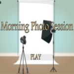 Morning Photo Session.