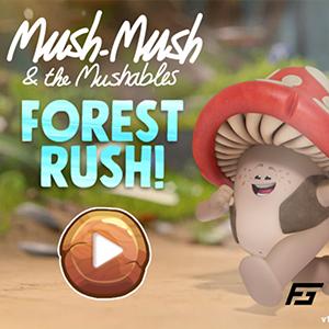 Mush Mush And The Mushables Forest Rush.