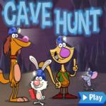 Nature Cat Cave Hunt.