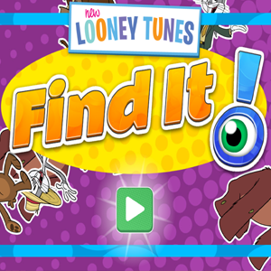 New Looney Tunes Find It.