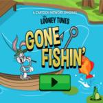 New Looney Tunes Gone Fishin Game.