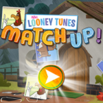 New Looney Tunes Match Up.