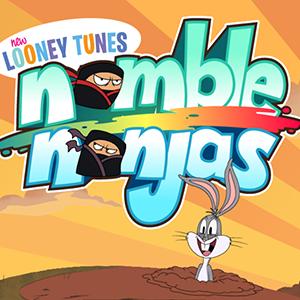 New Looney Tunes Nimble Ninjas.