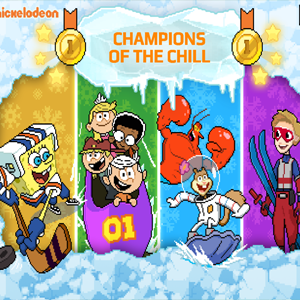 Nick Champions of the Chill 2.