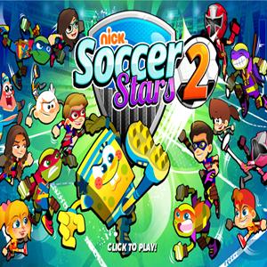 Nick Soccer Stars 2 Game.