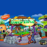 Nick Ultimate Mini Golf Universe Game.