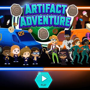 Odd Squad Artifact Adventure.