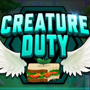 Odd Squad Creature Duty.