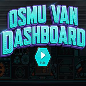 Odd Squad OSMU Van Dashboard.