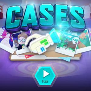 Odd Squad Cases.