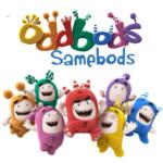 Oddbods Samebods.