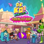 OK KO Parking Lot Wars Game.