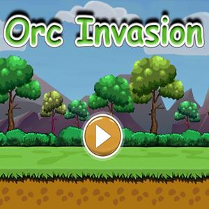 Orc Invasion Game.