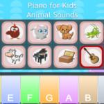 Piano for Kids Animal Sounds.