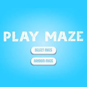 Play Maze.