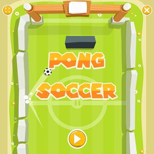 Pong Soccer.