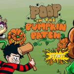 Poop in the Pumpkin Patch.