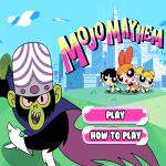 Powerpuff Girls Mojo Mayhem Game.
