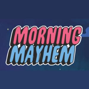 Powerpuff Girls Morning Mayhem.