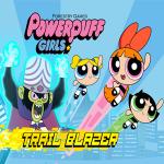 Powerpuff Girls Trail Blazer Game.