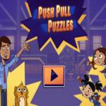 Push Pull Puzzles.