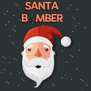 Santa Bomber 3D.
