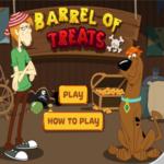 Scooby Doo Barrel of Treats.