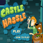 Scooby Doo Castle Hassle Game.