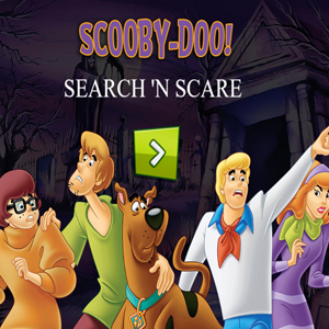 Scooby Doo Search N Scare.