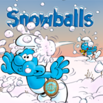 Smurfs Snowballs Game.