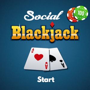 Social Blackjack.
