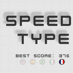 Speed Type.