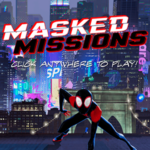 Spider Man Masked Missions.