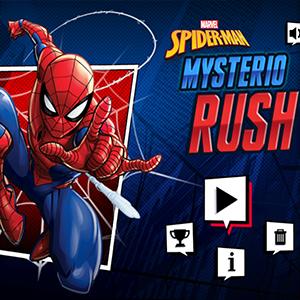 Spider Man Mysterio Rush.