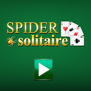 Spider Solitaire Game.