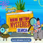 SpongeBob SquarePants Bikini Bottom Mysteries.